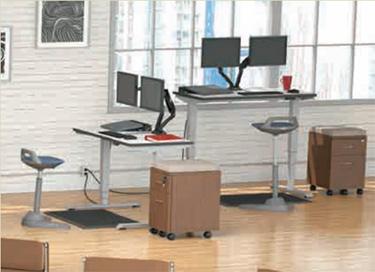 Computer Desk & Accessories